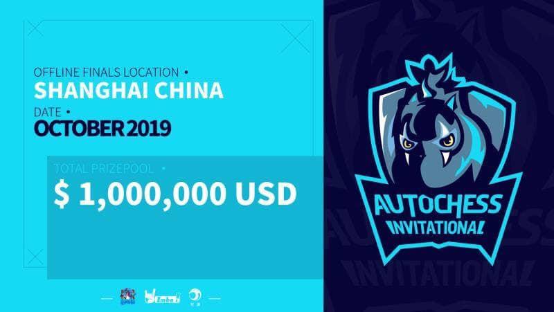 [AutoChess] Drodo Studios thông báo về giải đấu Auto Chess Mobile triệu đô vào tháng 10