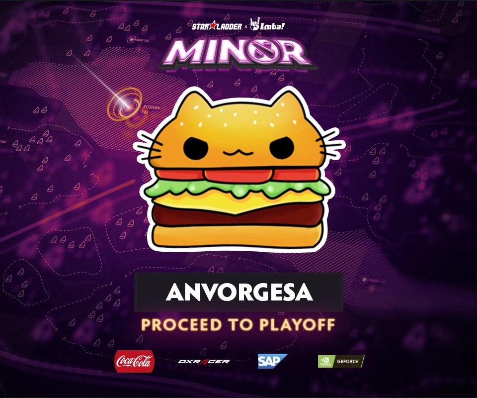 [DOTA 2] Mineski và CoL nói lời chia tay Minor, Team Anvorgesa tiến vào vòng đấu loại trực tiếp