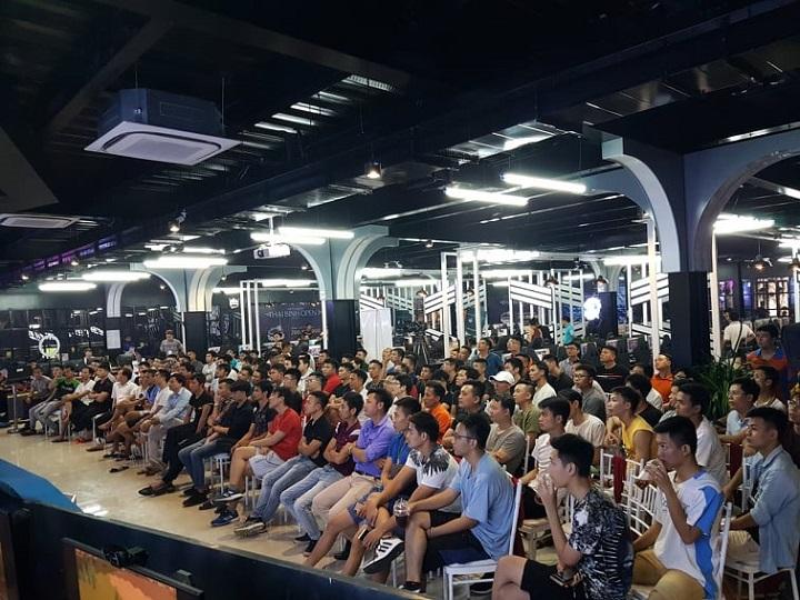 [AoE] AoE Thái Bình Open 7: Tổng hợp hình ảnh đẹp của ngày thi đấu thứ 2
