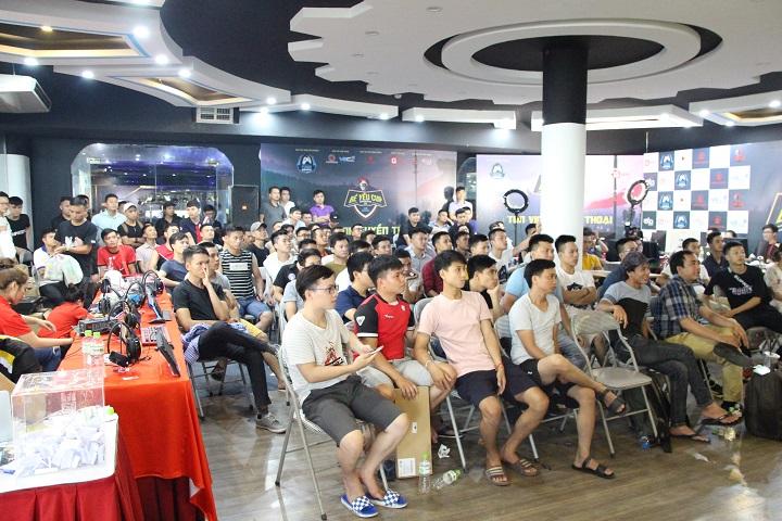 [AoE] Tường thuật trực tiếp ngày thi đấu cuối cùng, giải đấu AoE Bé Yêu Cup 2019