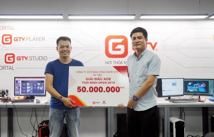 [AoE] GameTV trở thành Nhà tài trợ Vàng cho giải đấu AoE Thái Bình Open 7