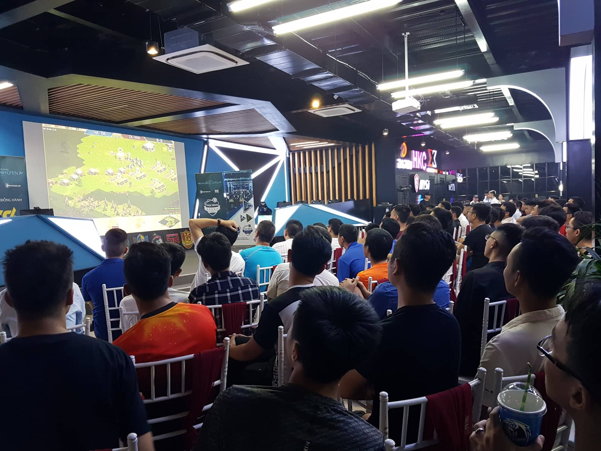 [AoE] Tổng hợp những trận đấu đỉnh cao trong nội dung 2vs2 Assyrian giải đấu AoE Thái Bình Open 7