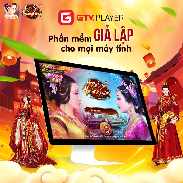 Điểm mặt những sản phẩm hợp tác giữa GTV Player và hệ thống game 360mobi