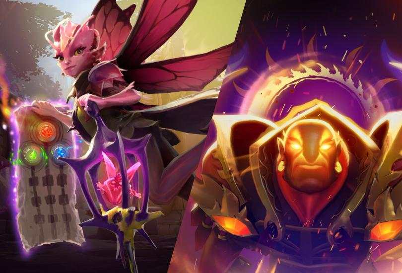 [DOTA 2] Immortal Treasure 2 ra mắt, mở khóa chế độ chơi mới Morokai