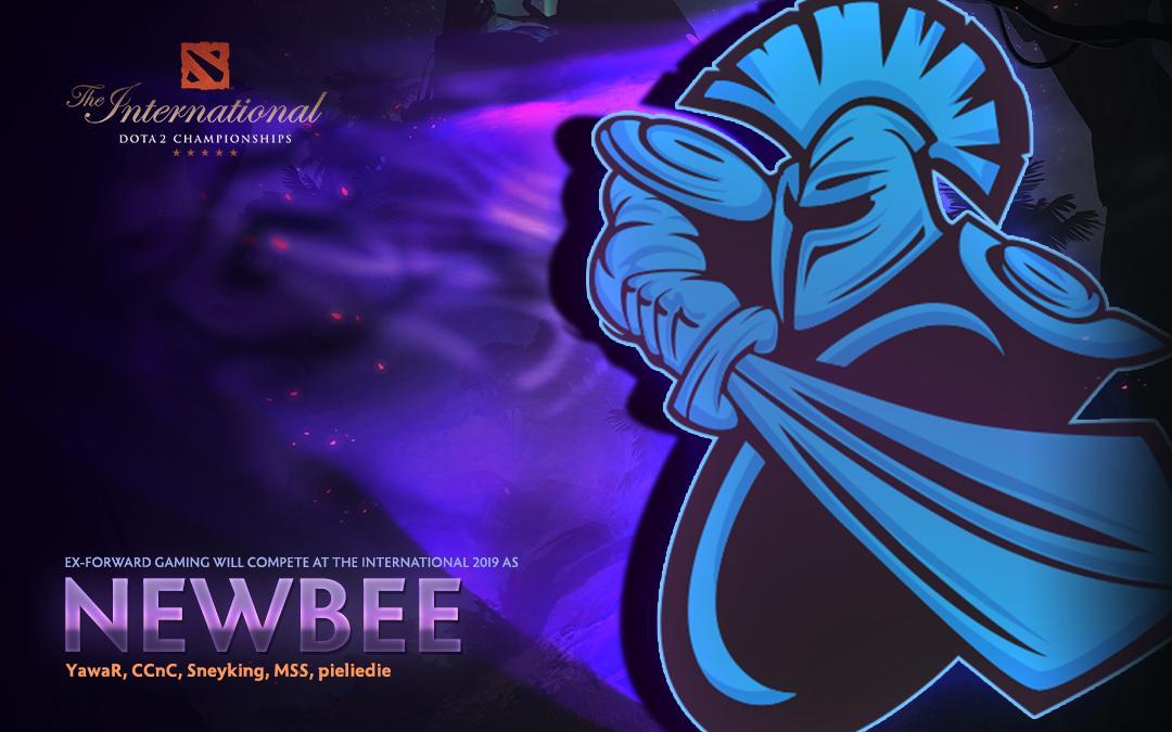 [DOTA 2] Kết nạp các cựu thành viên Forward Gaming, Newbee có mặt tại The International 2019