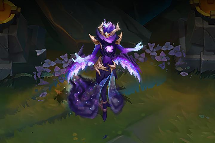 [LMHT] Ý tưởng trang phục Morgana Hắc Tinh và Morgana Sứ Giả Vũ Trụ vô cùng sống động từ cộng đồng