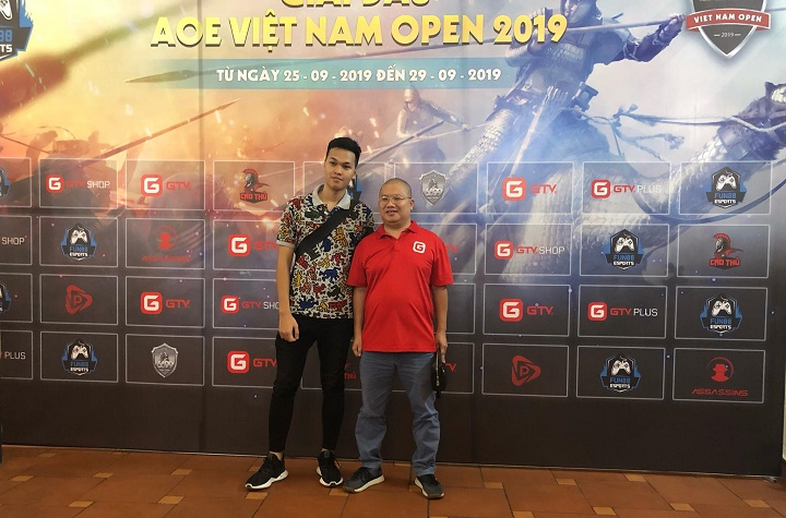 AoE Việt Nam Open 2019: Tổng hợp những khoảnh khắc đẹp Lễ Khai mạc và Bốc thăm các bảng đấu