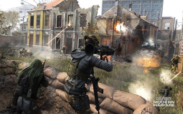 Doanh thu của Modern Warfare đánh bại ''người tiền nhiệm''