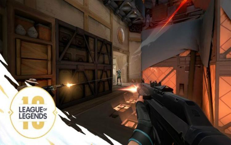 """Riot Games công bố """"Project A"""" và sẽ tiến đánh thị trường game FPS trong thời gian sắp tới"""