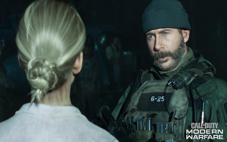 Modern Warfare: tựa game này có thể gây tranh cãi lớn về vấn đề đạo đức