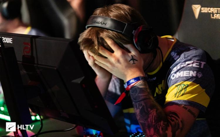 Để thua Heroic, Na`Vi bất ngờ bị loại sốc ở StarSeries i-League Season 8
