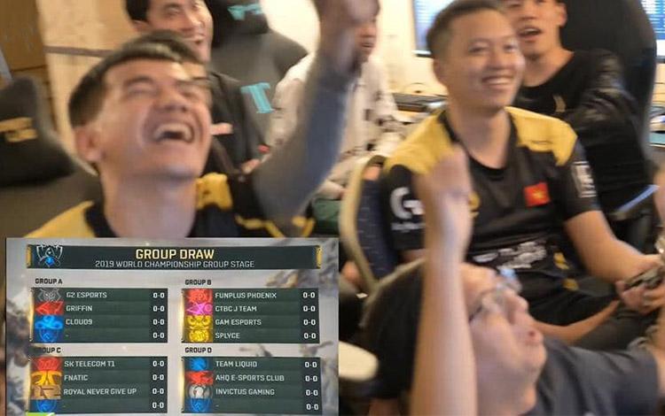 Anti-fan GAM sung sướng khi Levi cùng các đồng đội bị đè bẹp ở CKTG 2019