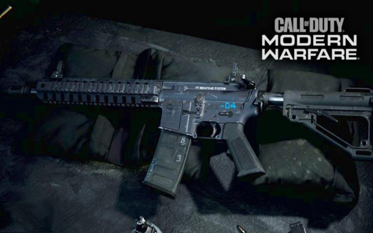 5 bộ trang bị với súng M4 mạnh nhất trong Modern Warfare