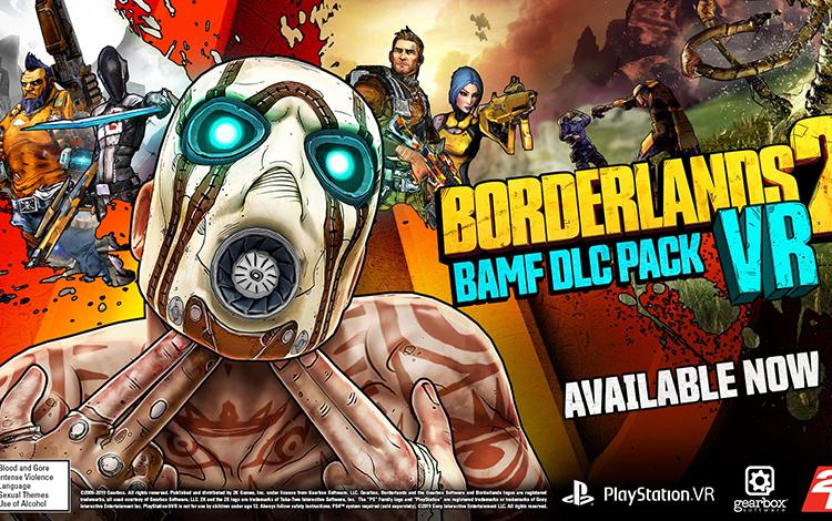 Borderland 2 VR phiên bản PC gặp trục trặc sau ngày ra mắt