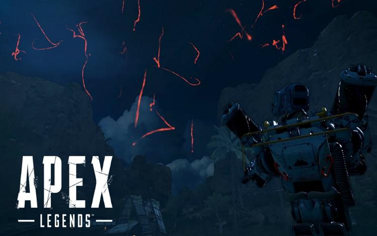 """Apex Legends """"Fight or Fright"""" – cái nhìn đầu tiên về King's Canyon dưới màn đêm"""