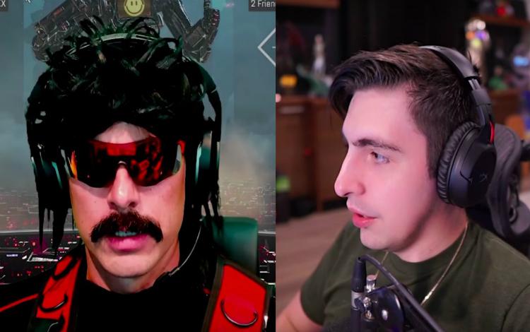 Shroud và Dr Disrespect bất đồng quan điểm về Fortnite - tựa game Battle Royale hay nhất hiện tại