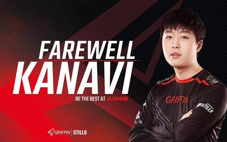 SỐC: Riot Games Hàn và Trung hợp tác điều tra vụ chuyển nhượng cựu tuyển thủ GRF Kanavi