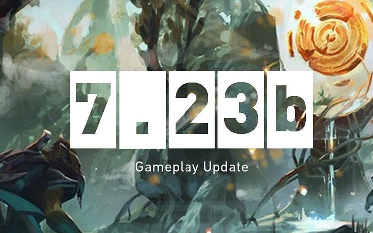 Dota 2 7.23a kết thúc chỉ sau 2 ngày, kỉ nguyên của 7.23b chính thức bắt đầu