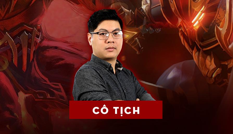 """Phỏng vấn Cô Tịch trước vòng chung kết GDC 2019: """"Cố lên các chàng trai!"""""""