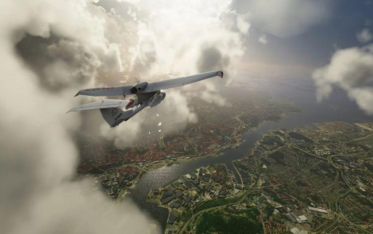 Microsoft Flight Simulator không gặp vấn đề về pháp lý