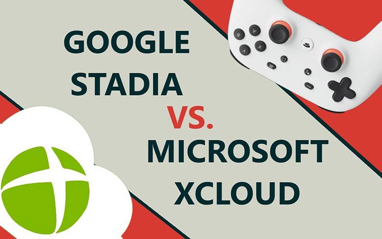 Google Stadia vs Project xCloud là sự so sánh qua khập khiễng