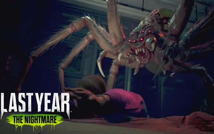 Last Year: After Dark tung Gameplay Trailer