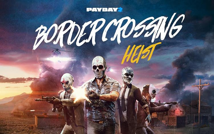 PayDay 2 ra mắt bản cập nhật mới