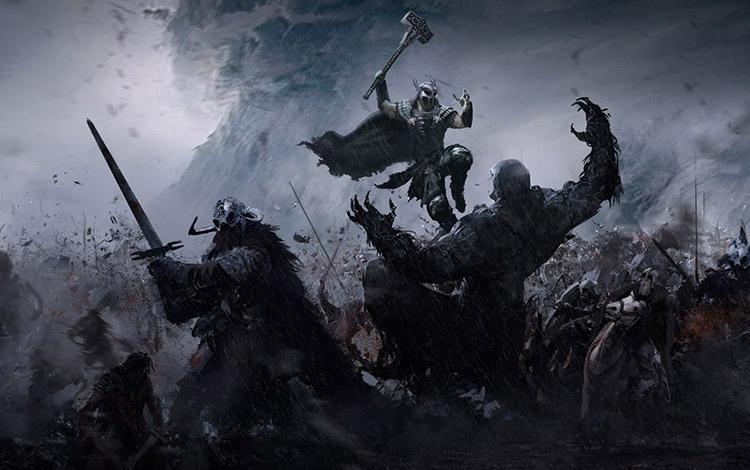 Valhall: Tựa game Battle Royale với những chiến binh Viking