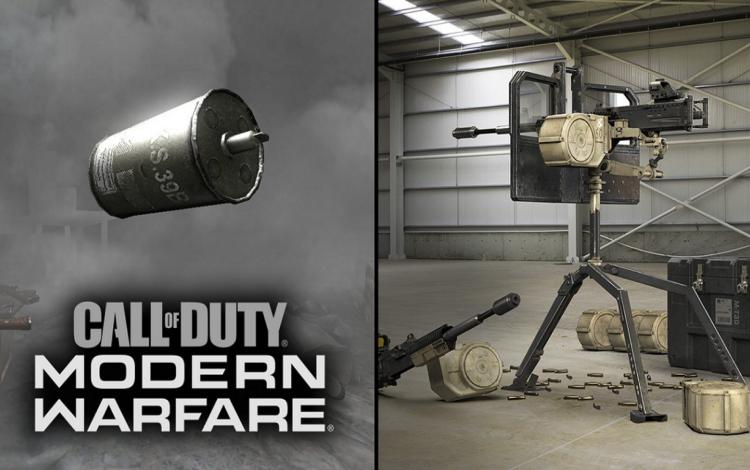 Modern Warfare xuất hiện bug nhìn xuyên khói mù