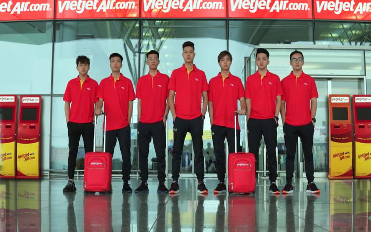 Team Flash chào đón nhà tài trợ mới trước thềm AIC 2019