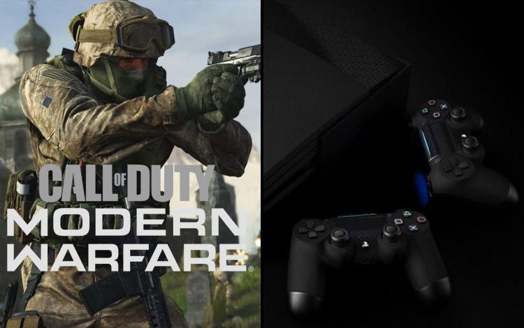 Easter egg Modern Warfare hé lộ ngày ra mắt phiên bản PS5