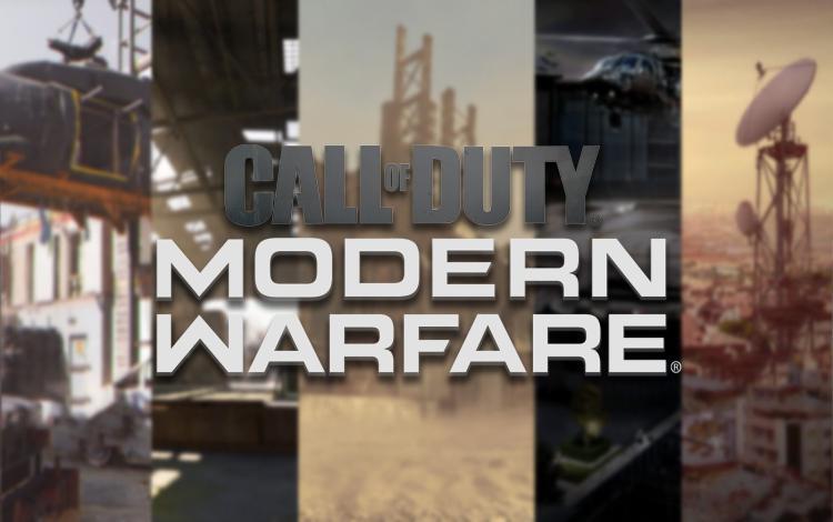 Hé lộ bản cập nhật Modern Warfare: bản đồ mới, chế độ sinh tồn, zombies,...