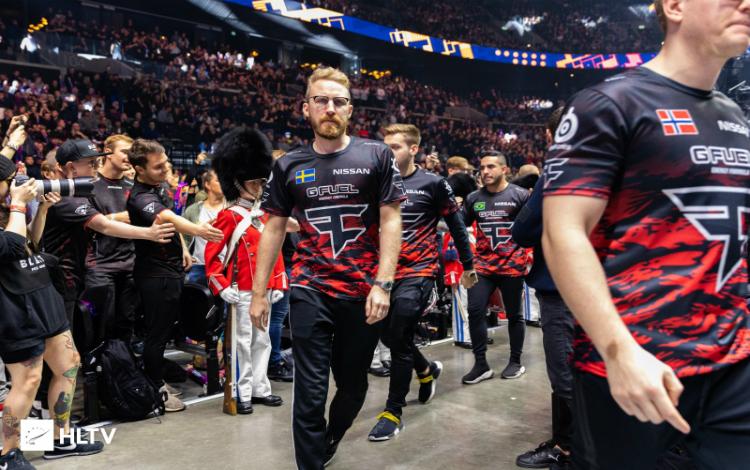 FaZe và NiP chính thức lọt vào trận chung kết BLAST Pro Series Copenhagen
