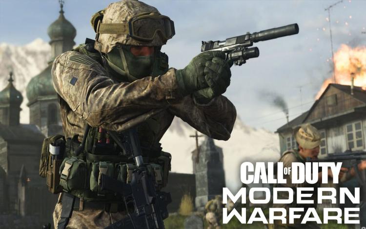 Modern Warfare phiên bản 1.07: giảm sức mạnh claymore, ra mắt bản đồ mới,...