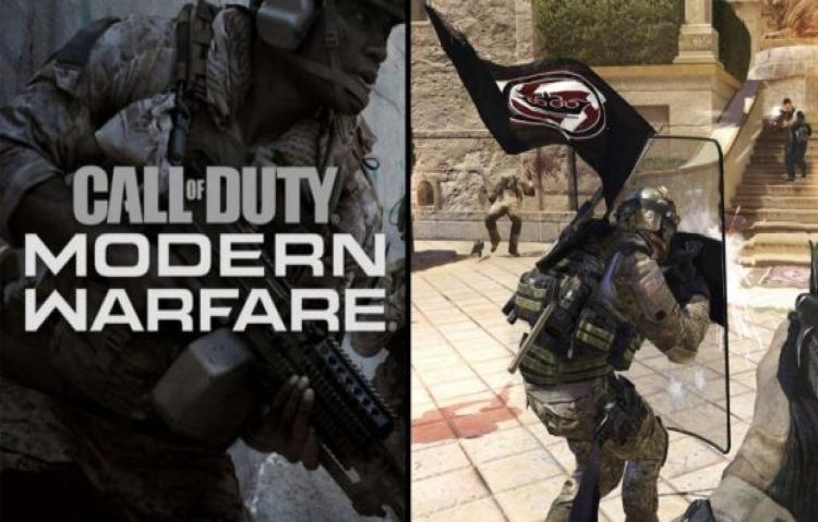 Đến bao giờ thì Modern Warfare mới có chế độ cướp cờ?