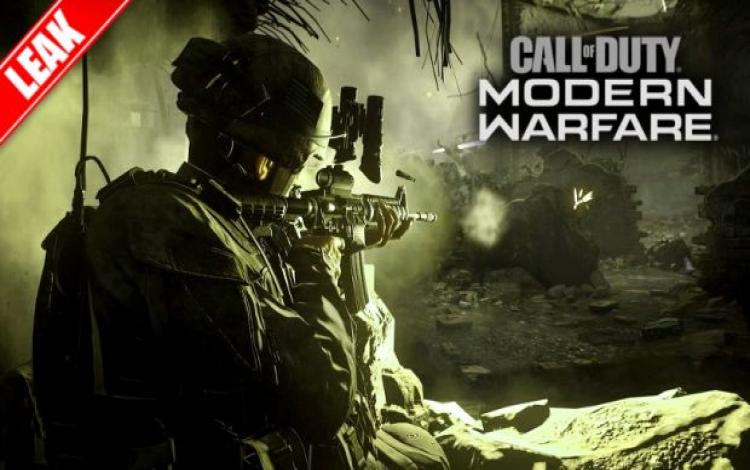 Modern Warfare: hình ảnh các vũ khí mới trong bản DLC