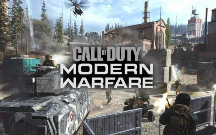 Hé lộ bản đồ sinh tồn 200 người chơi của Modern Warfare