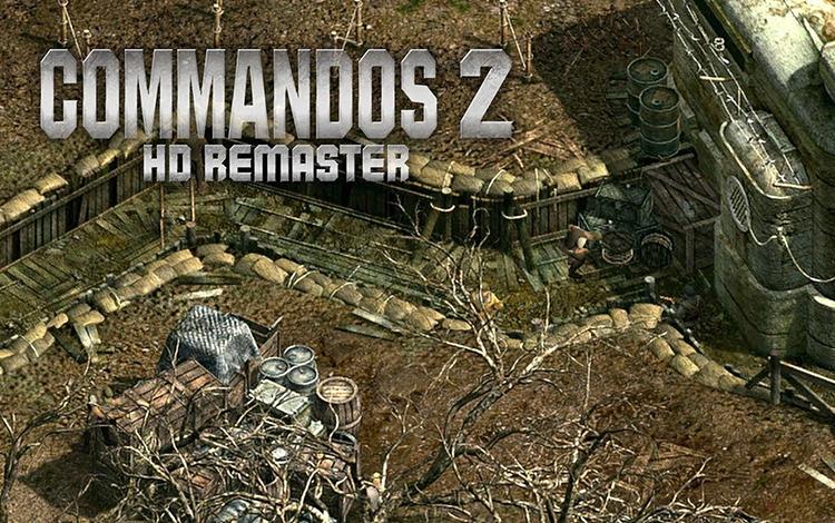 Commandos 2 và Praetorians phiên bản Remaster được ra mắt vào đầu năm 2020