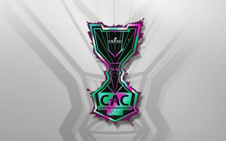 Kết quả lễ bốc thăm chia bảng CS:GO Asia Championships 2019