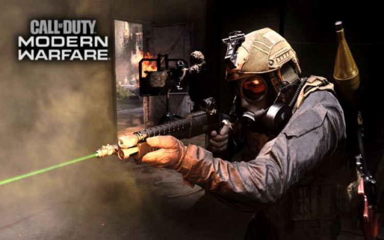 Bản cập nhật Modern Warfare: shotgun 725 tiếp tục bị nerf