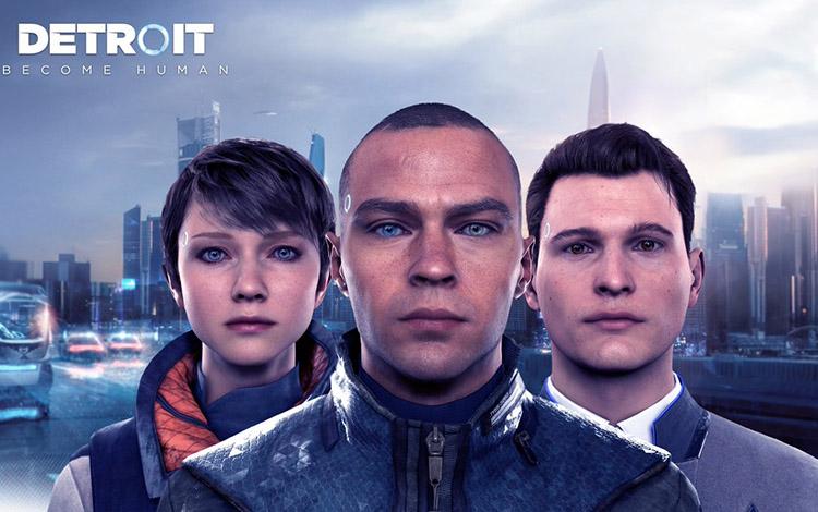 Detroit: Become Human chính thức ra mắt phiên bản PC