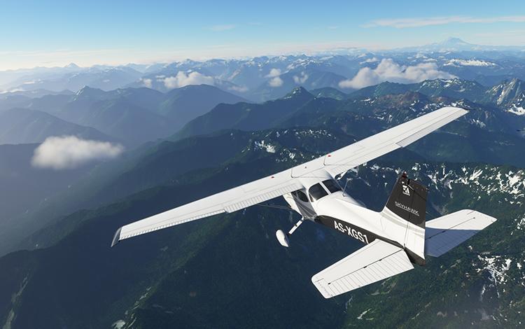 Microsoft Flight Simulator: Vượt bỏ giới hạn của một tựa Game