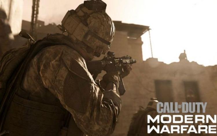Hé lộ vũ khí mới sắp xuất hiện trong Modern Warfare