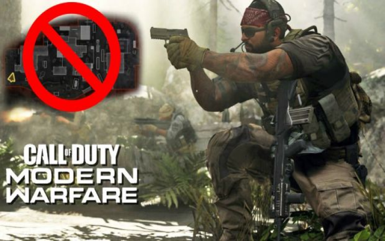 Infinity Ward xác nhận họ sẽ không chỉnh sửa bản đồ nhỏ của Modern Warfare
