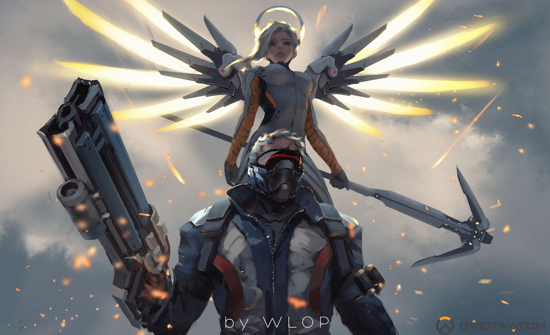 Truyện ngắn Overwatch: Valkyrie (phần 3)