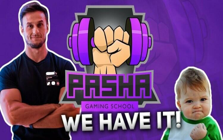 PashaBiceps sẽ tham dự WESG cùng với các tài năng trẻ của học viện Pasha