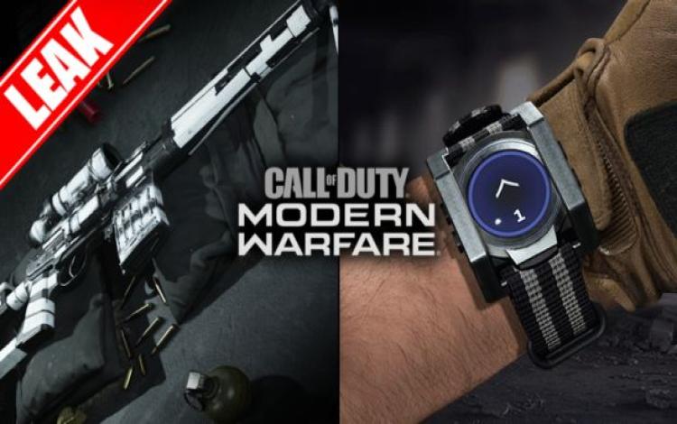 Modern Warfare: 100 phần thưởng từ Battle Pass Season 1 lộ diện