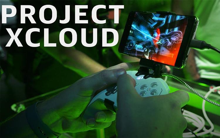 Microsoft giới thiệu Project xCloud chạy đua với Stadia của Google