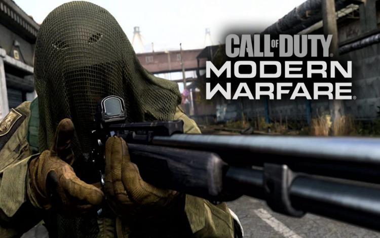 Khi shotgun trong Modern Warfare được dùng để... bắn tỉa