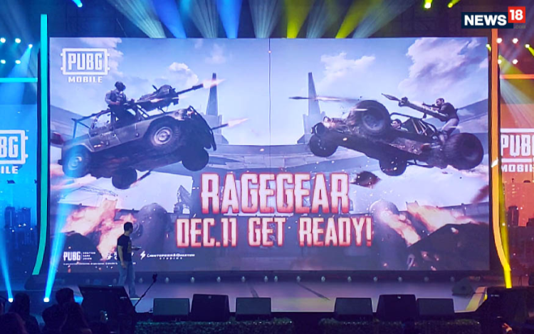 """PUBG Mobile: Death Race """"Rage Gear"""" và chế độ mù màu sắp ra mắt"""